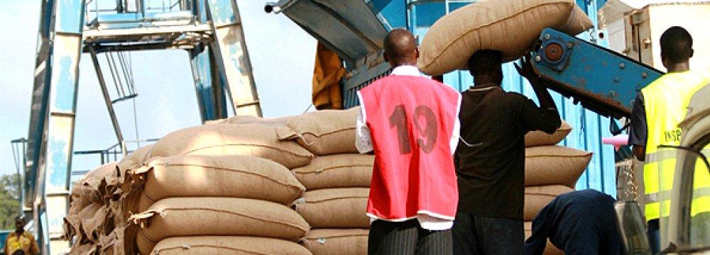 Kenya Trade Deficit Widens