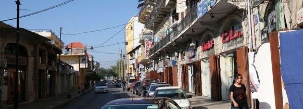 Lebanon Outlook Stable