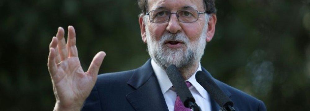 Madrid Pushing for Eurozone Budget