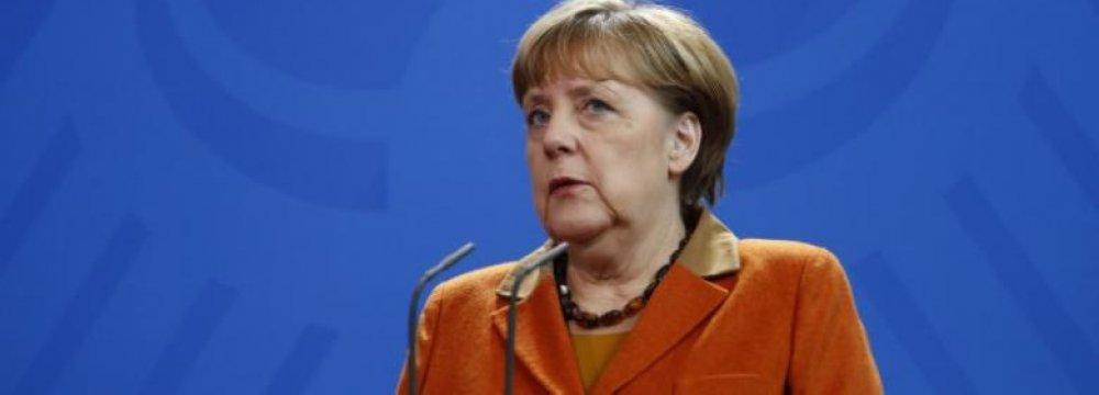 Merkel Signals Openness to Eurozone Reform