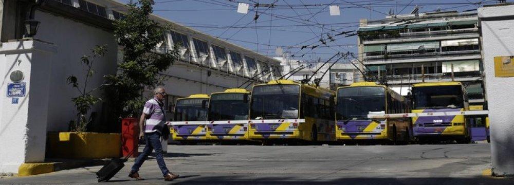 Moody's Warns Greece of Risks