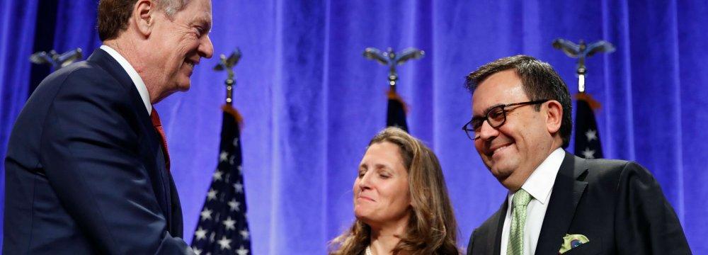 NAFTA Talks Take Acrimonious Turn