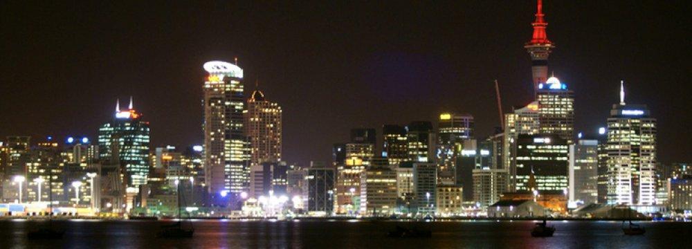 NZ Economic Activity Picking Up