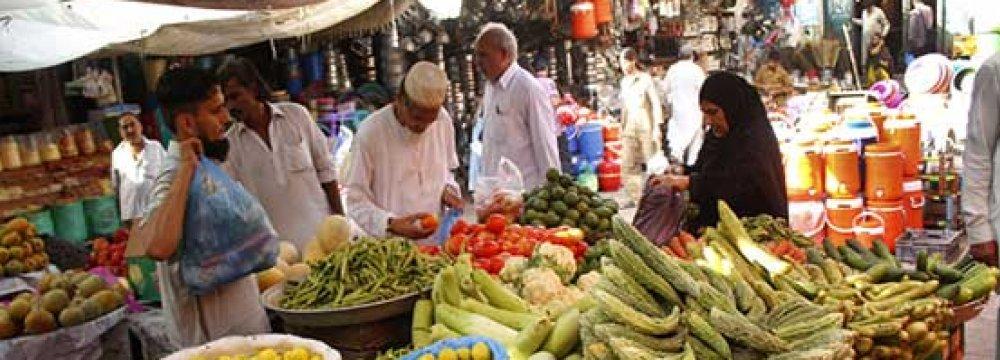 Pakistan CB Raises Key Rate