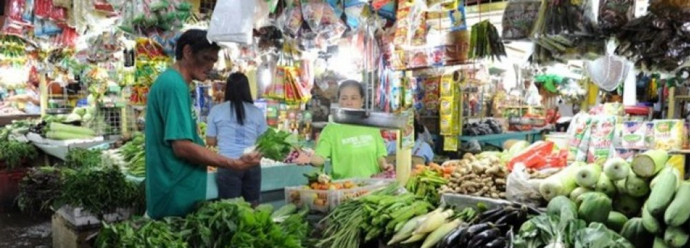 Philippines Inflation Fastest in Over Three Years