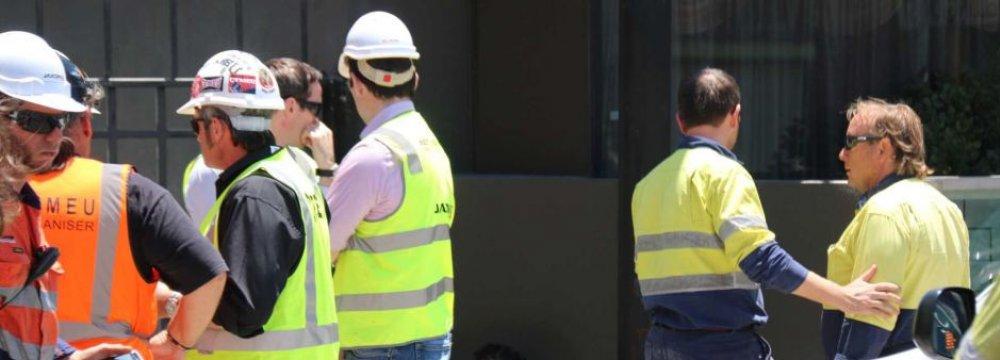 Profits, Jobs Rising in Australia,  But Wage Recovery Gradual
