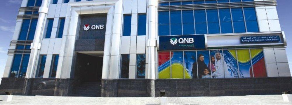 Qatari Banks' Shares Plummet