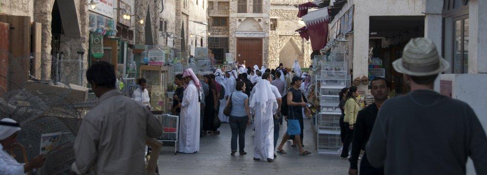 Qatar Says Economy Stable