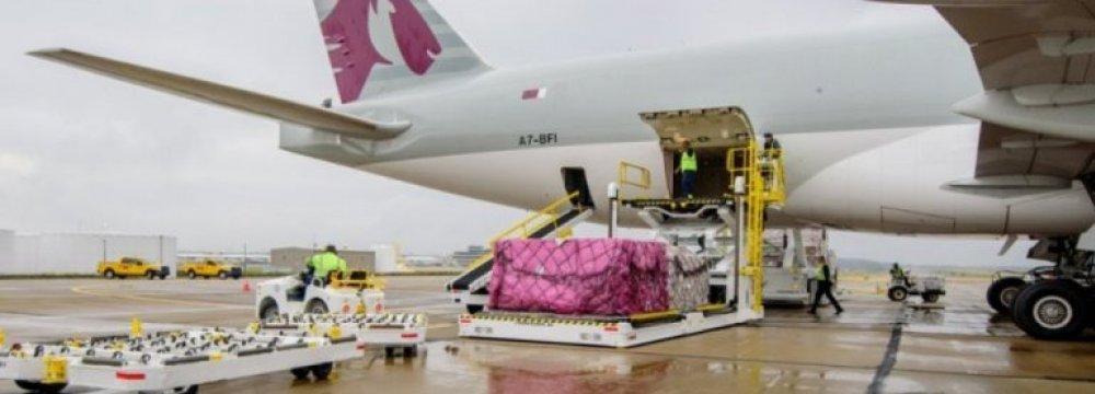 Qatar Reports Trade Surplus