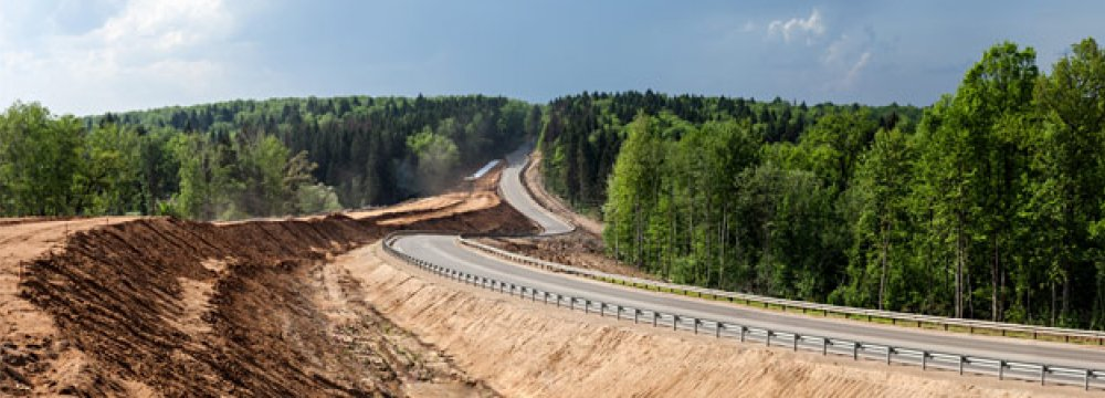 Investments in Russia's infrastructure projects account  for 2-4% of GDP.
