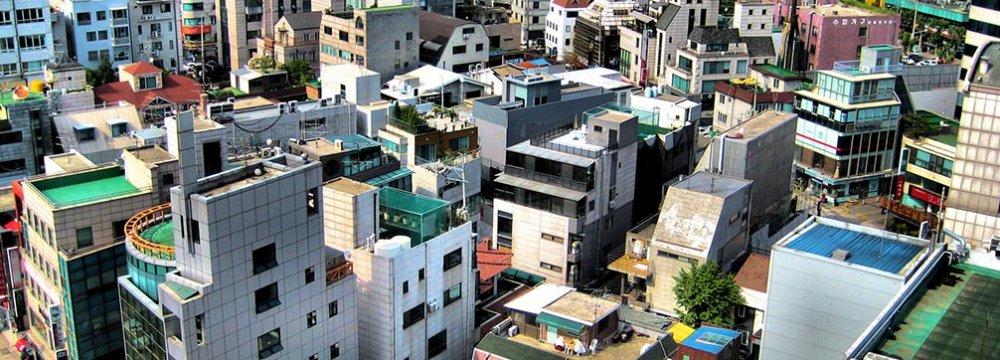 South Korea Growth Predicted at 2.9 Percent