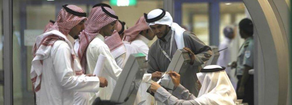 Saudi Arabia Struggles to Beef Up Ailing Economy