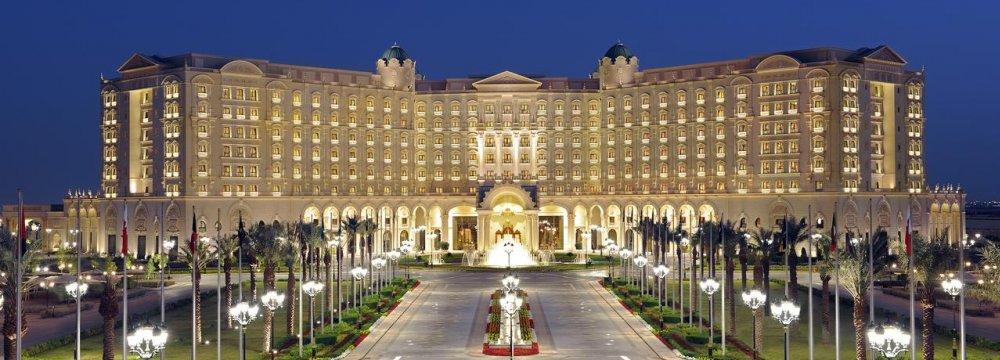 Riyadh's 5-star Ritz Carlton hotel now serves as a makeshift prison for some of Saudi Arabia's elite.