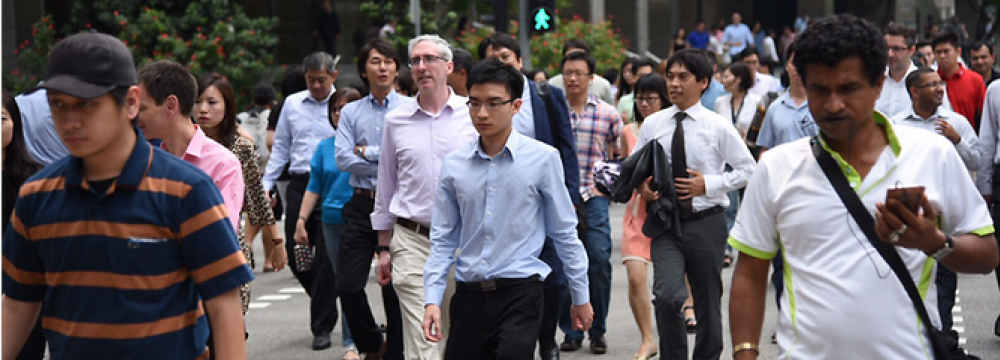 Singapore Overall Jobless Rate in Q3 Falls to 2.1%