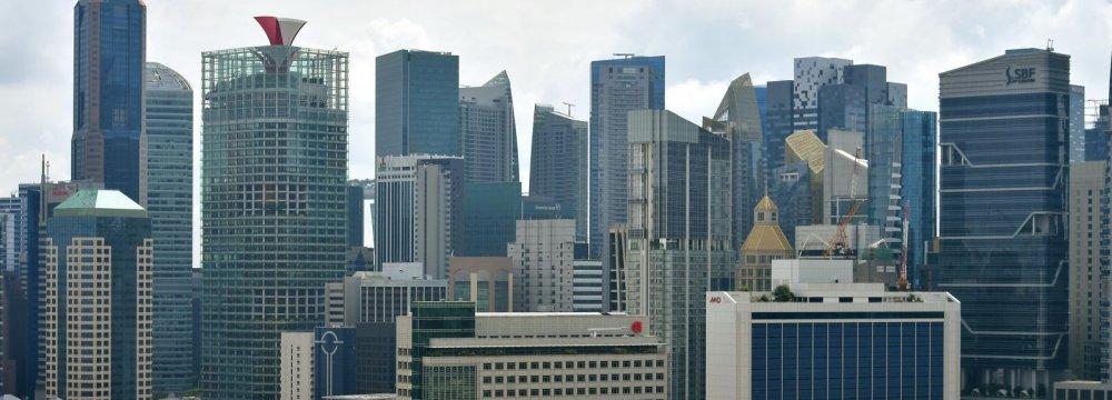 Singapore Uncertainty Index Up