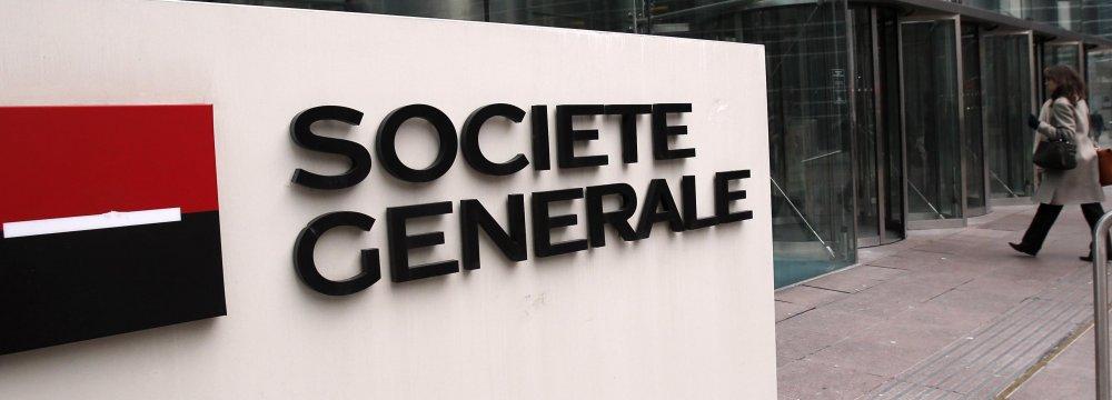 SocGen Expects $1.4b in US Penalties