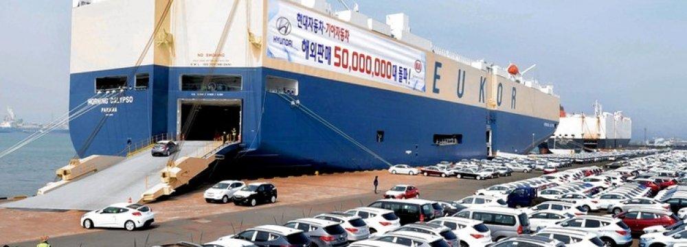 South Korea Says Economy Faces Increasing Uncertainties
