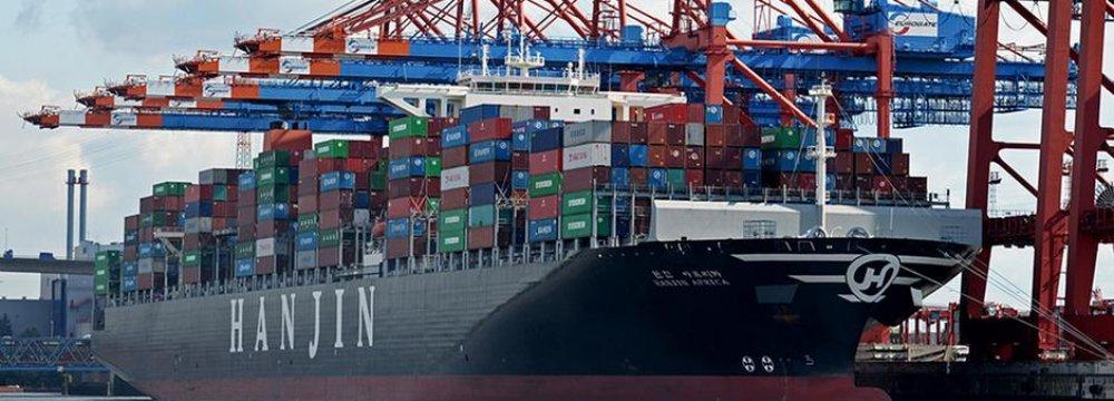 South Korea's Shipping Giant Officially Bankrupt