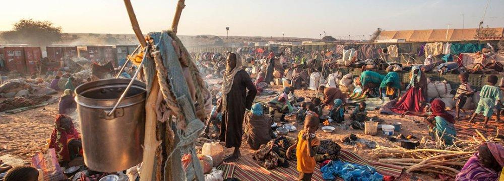 Sudanese Look Toward Better Future