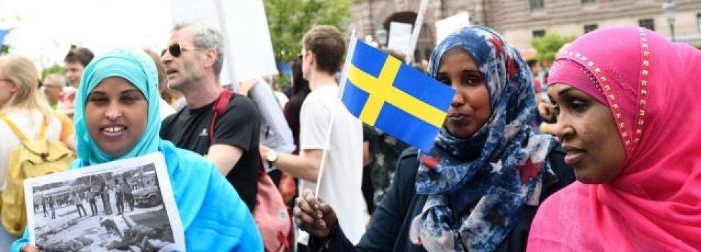 Sweden Says Migrant Influx Hurting Economy