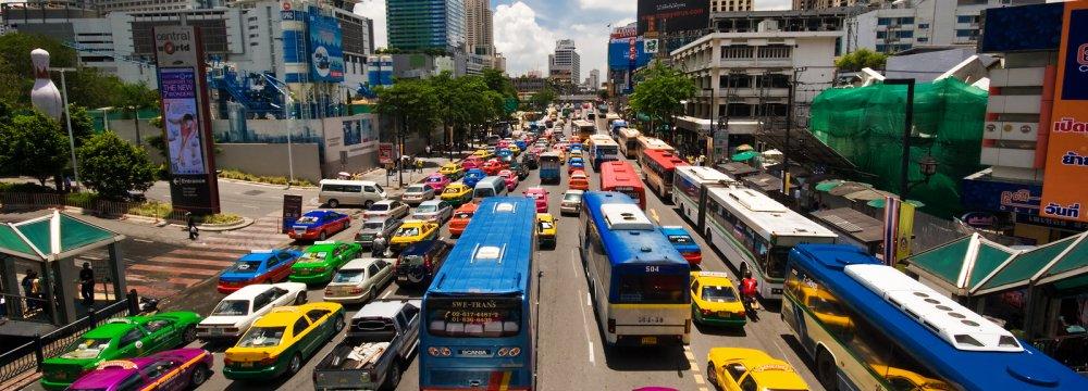 Thai Growth Slower Than Forecast