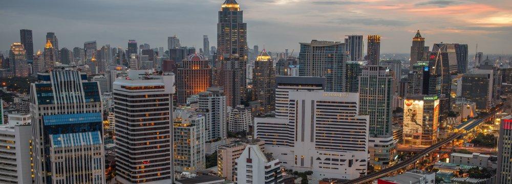 Thai Q2 GDP Surprises With 3.7% Rise