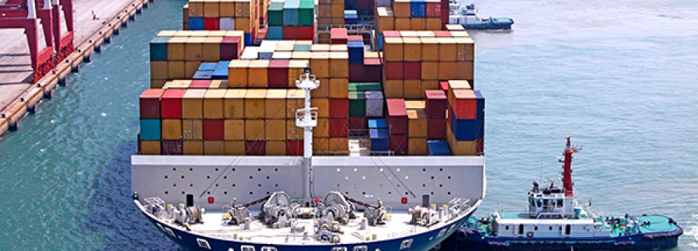Exports reached $20 billion in October.