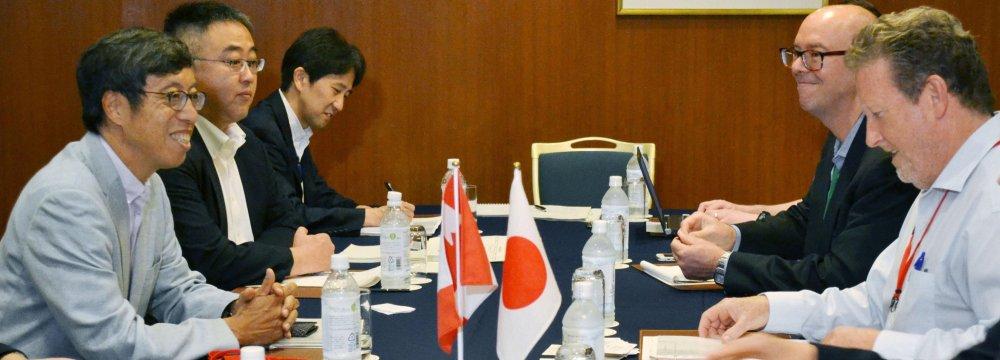 TPP Nations Making Progress