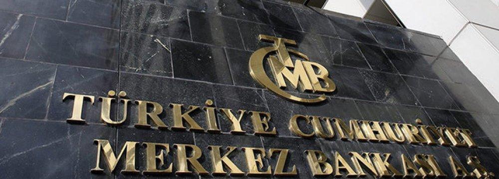 Turkey Current A/C Deficit Rises