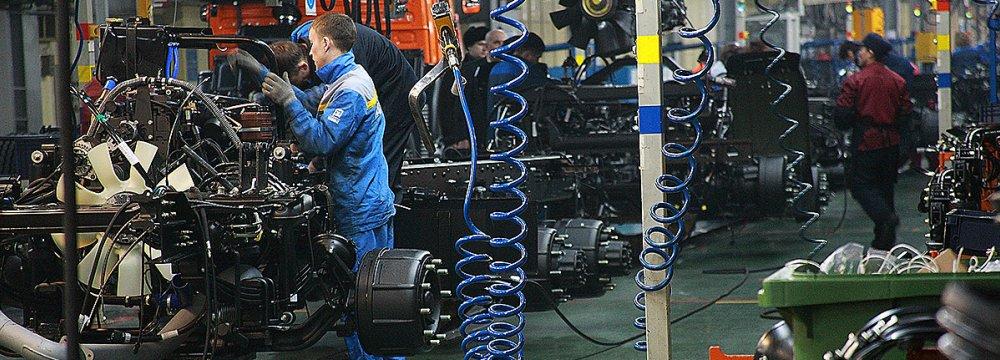 Ukraine Q3 Growth Slows