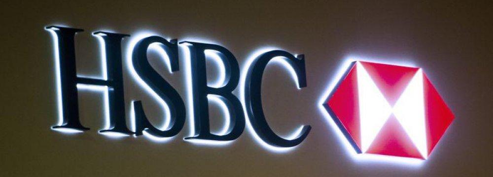 US Fines HSBC