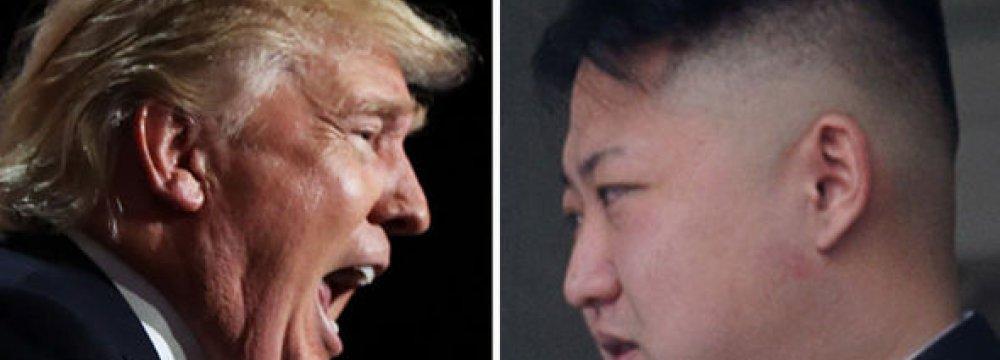 US-North Korea Conflict Hurting Global Economy
