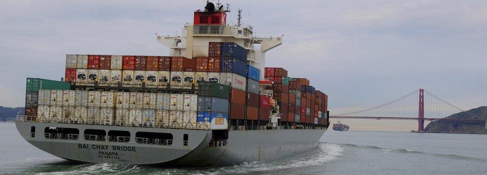 US Trade Gap Widens to Nine-Year High
