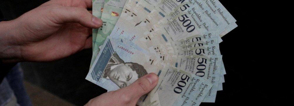 Venezuela Releases New notes