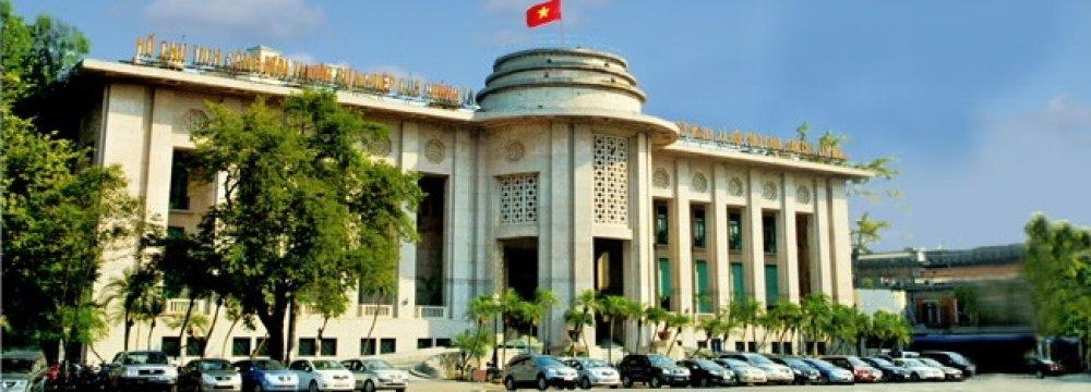 Vietnam CB Cuts Interest Rates