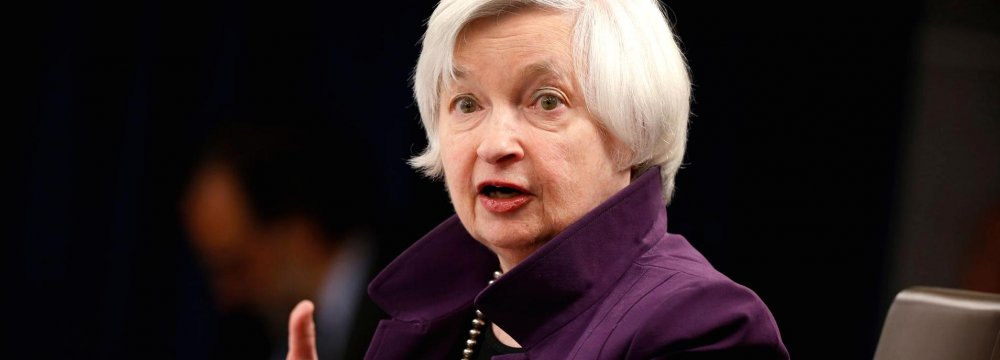 Yellen, Economists Say US Tax Cuts Blowing Up Budget