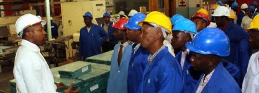 Zimbabwe Growth Threatened