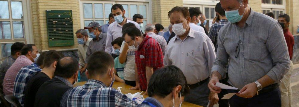 Iranians Go to Polls to Pick President
