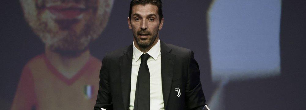 Juventus Bag A Serie Season-Ending Awards