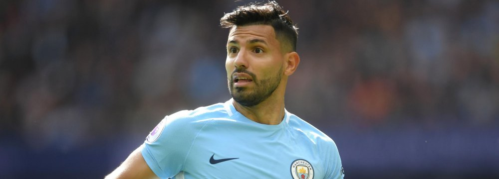 Real Madrid Confident of Signing $83 Million Aguero