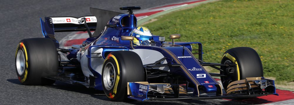 Alfa Romeo Makes Formula 1 Return With Sauber Team