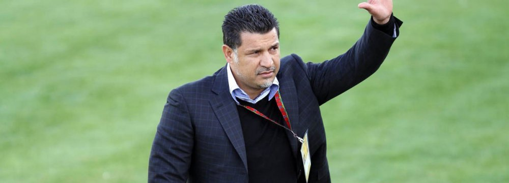 Daei Confident Iran Will Win AFC Asian Cup Title