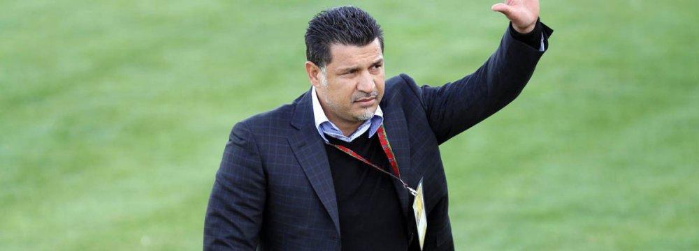 Daei Confident Iran Will Win AFC Asian Cup Title
