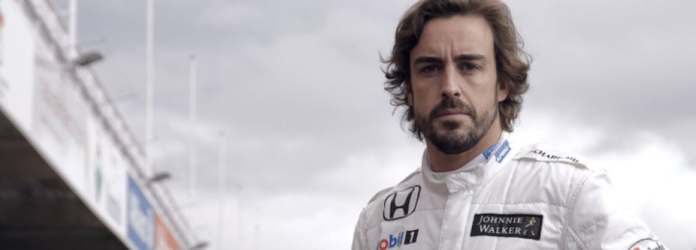 2 Point Sanction, Warning for  Spain's Fernando Alonso