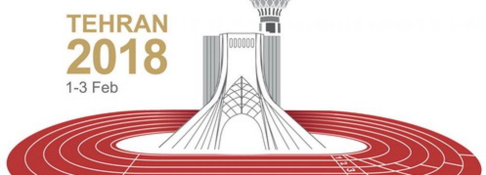Tehran Will Host Asian Athletics Championships