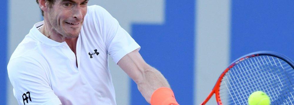 Murray Climbs ATP Ranking