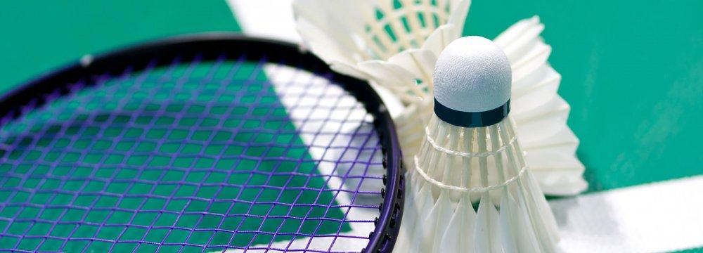 Zanjan Hosting Int'l  Fajr Badminton Cup