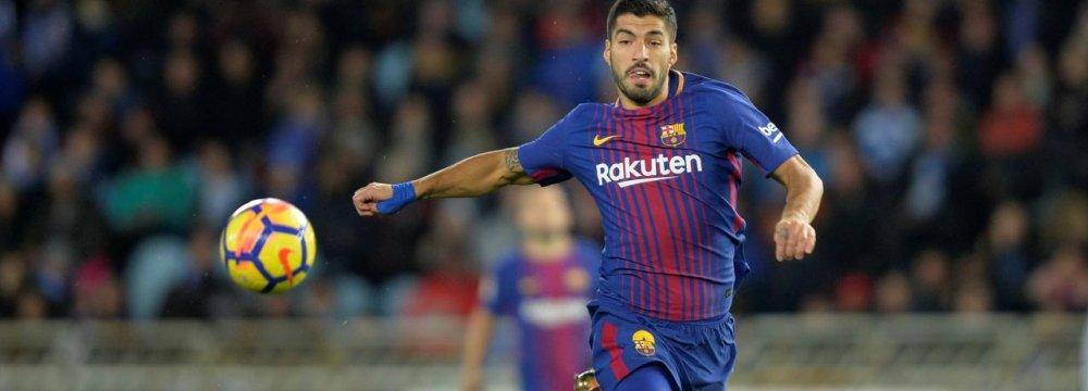 Barca Keeps Going Unbeaten
