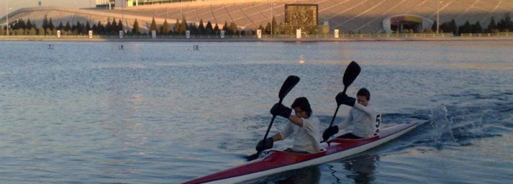 Azadi Lake in Tehran will host the event.