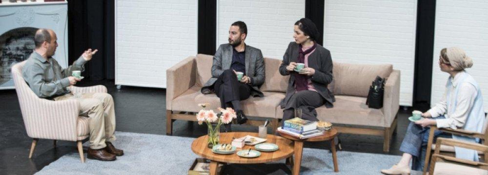 Yasmina Reza's Play Returns to Paliz Theater